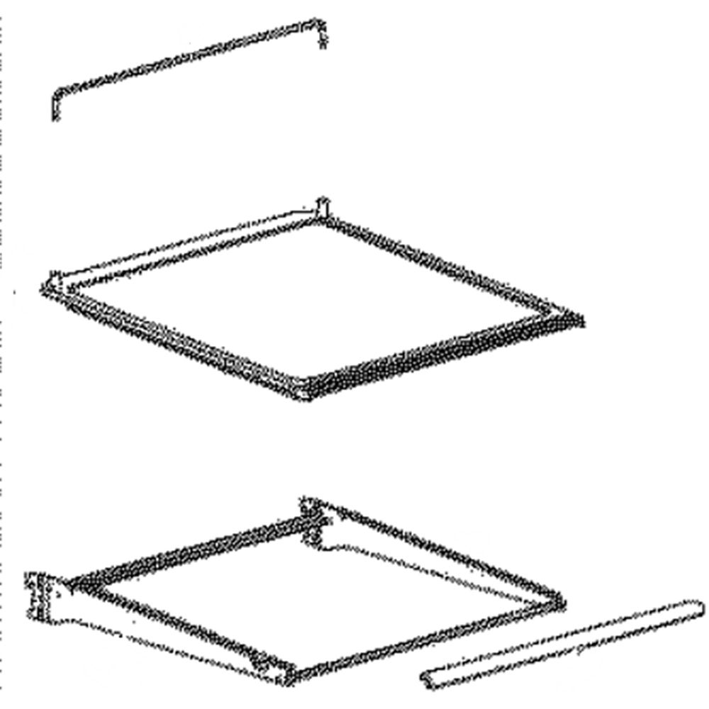 Shelf Assembly DA97 13241D
