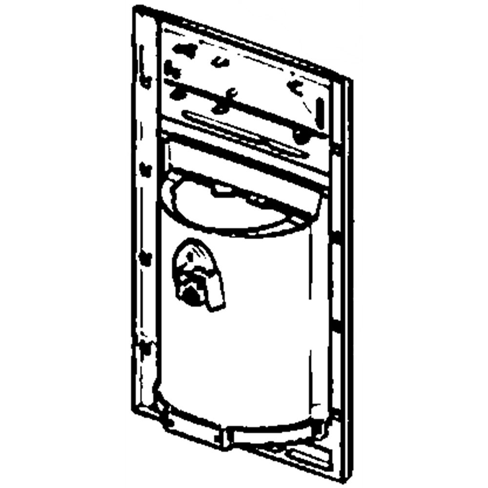 Fisher & Paykel RX256DT7X1-22600-A side-by-side