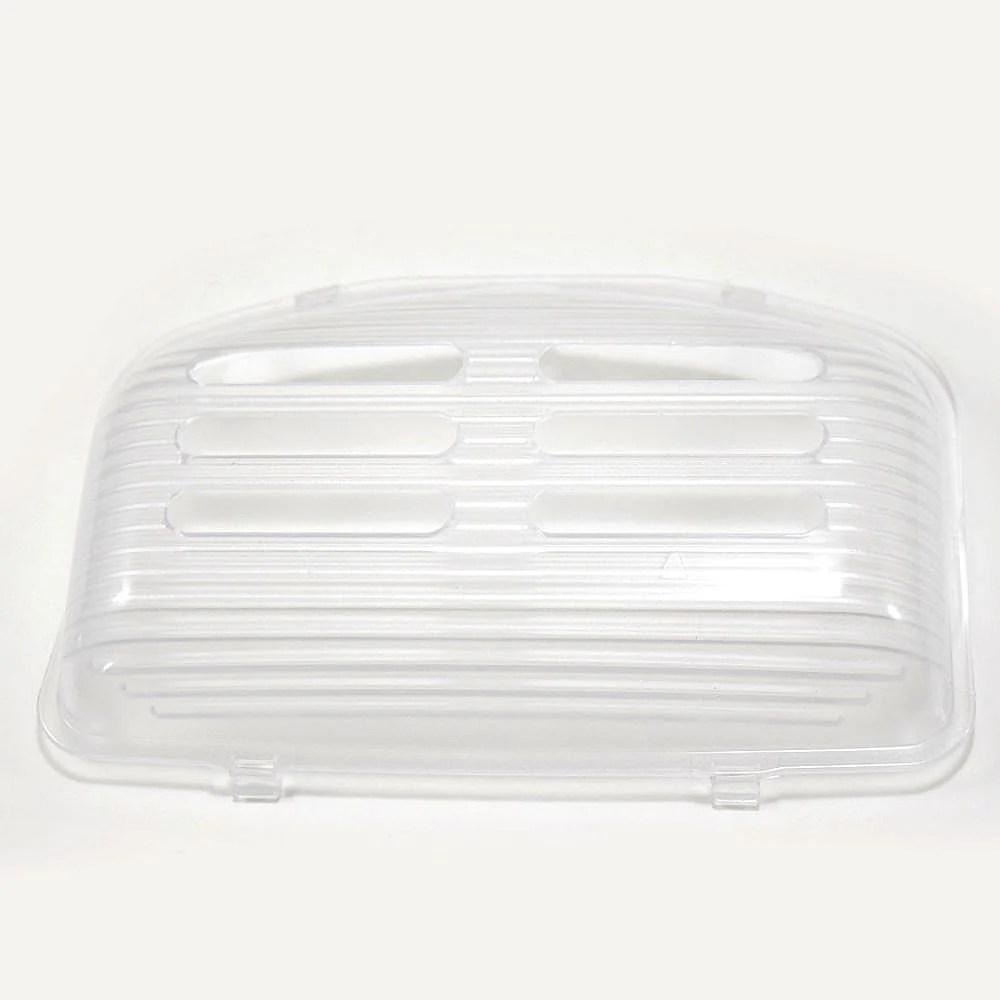 Refrigerator Light Cover