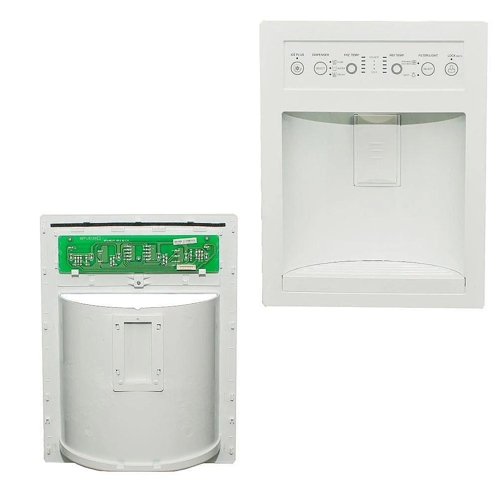 Refrigerator Dispenser Panel