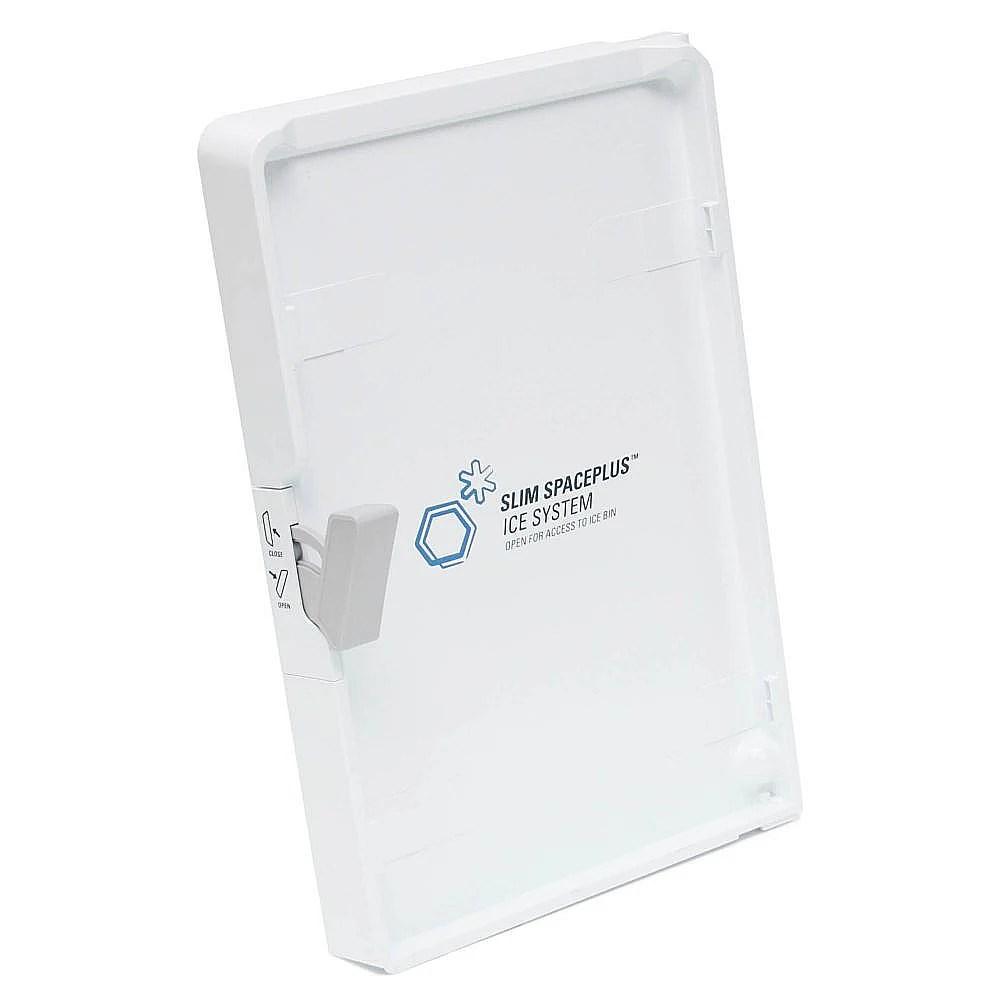 Refrigerator Ice Bank Door Assembly