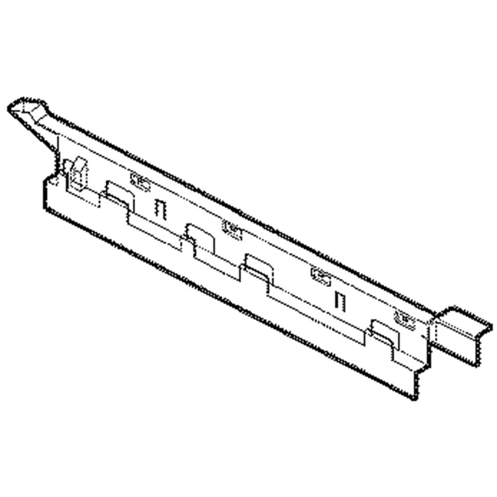 Lg ACQ86548502 Refrigerator Freezer Drawer Rail Cover