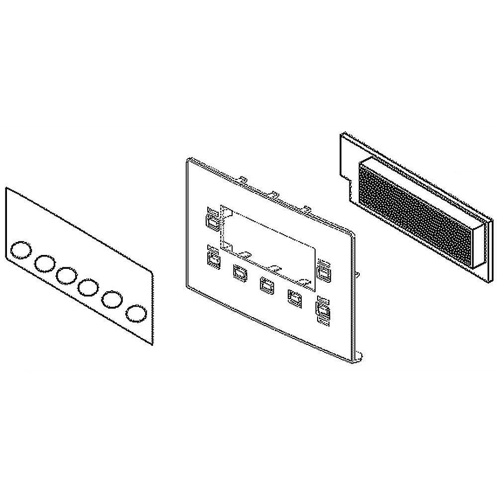 Refrigerator Dispenser User Interface Control ACQ87420604