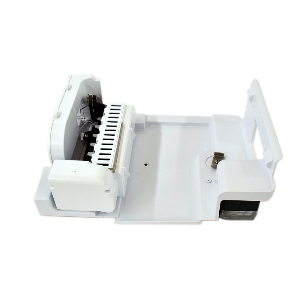 Refrigerator Ice Maker and Auger Motor Assembly