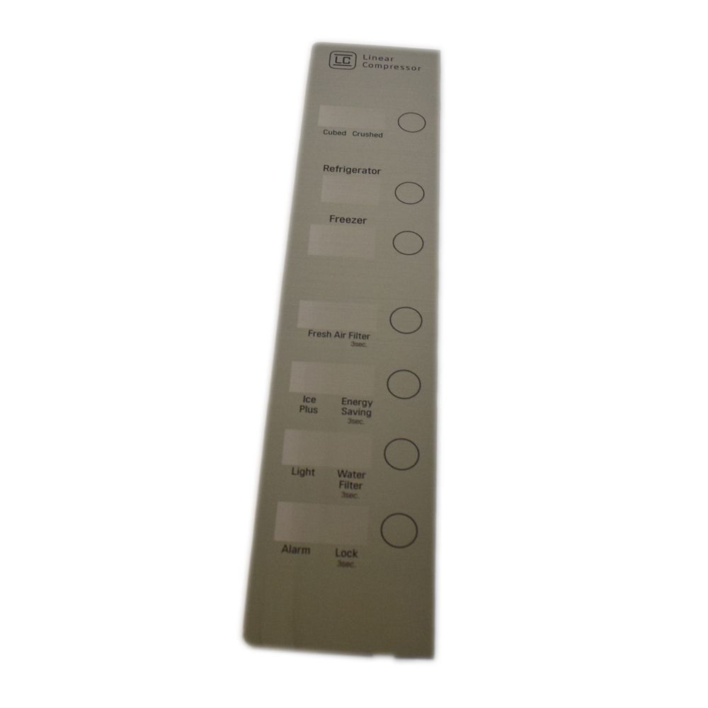 Refrigerator User Interface