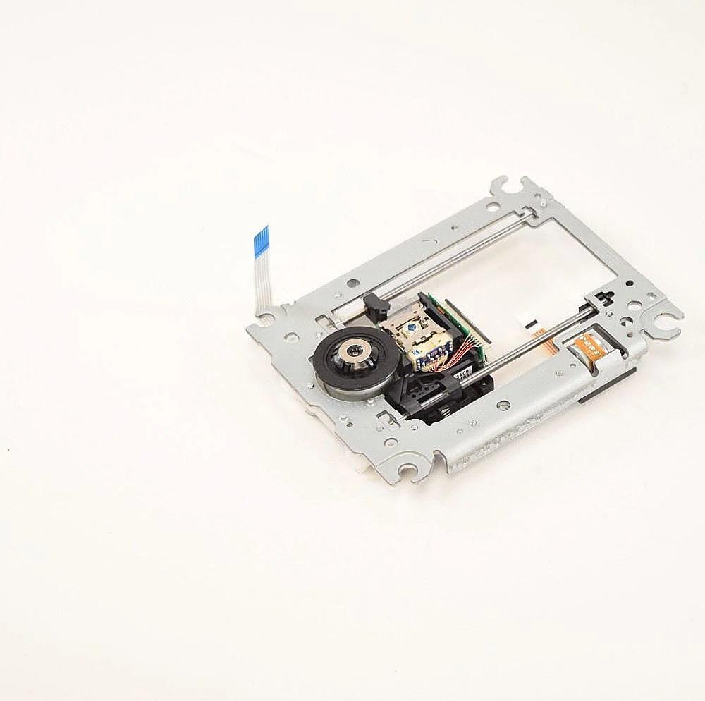 DVD Player Base Assembly