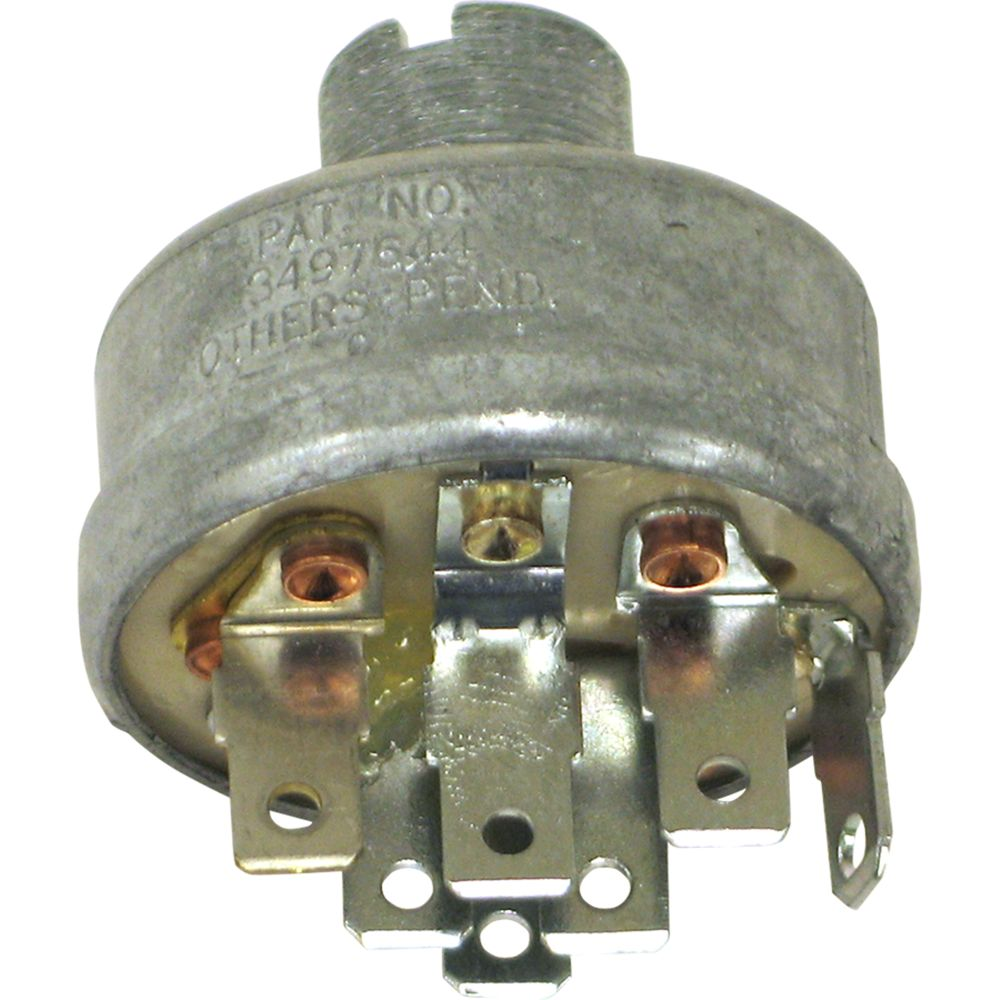 Wiring Ignition Switch Lawn Mower