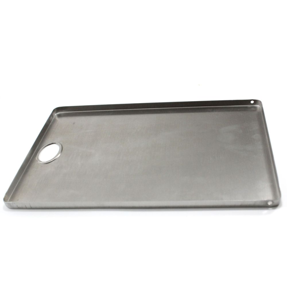 Gas Grill Lid Side