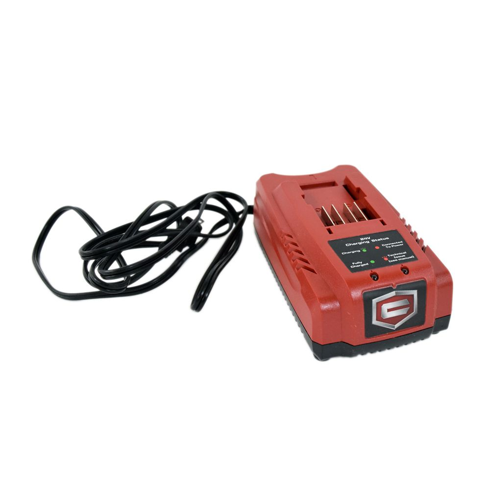 Line Trimmer Battery Charger