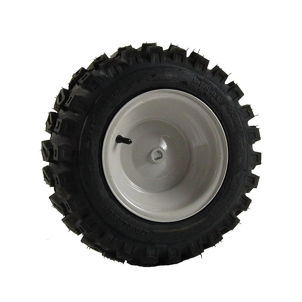 Snowblower Wheel Assembly