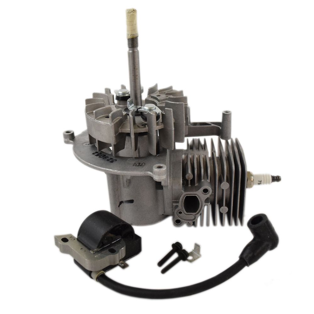 SHORT BLOCK ASSEMBLY (INCLUDES CRANKCASE CYLINDER PISTON 4-8 & 22-24)