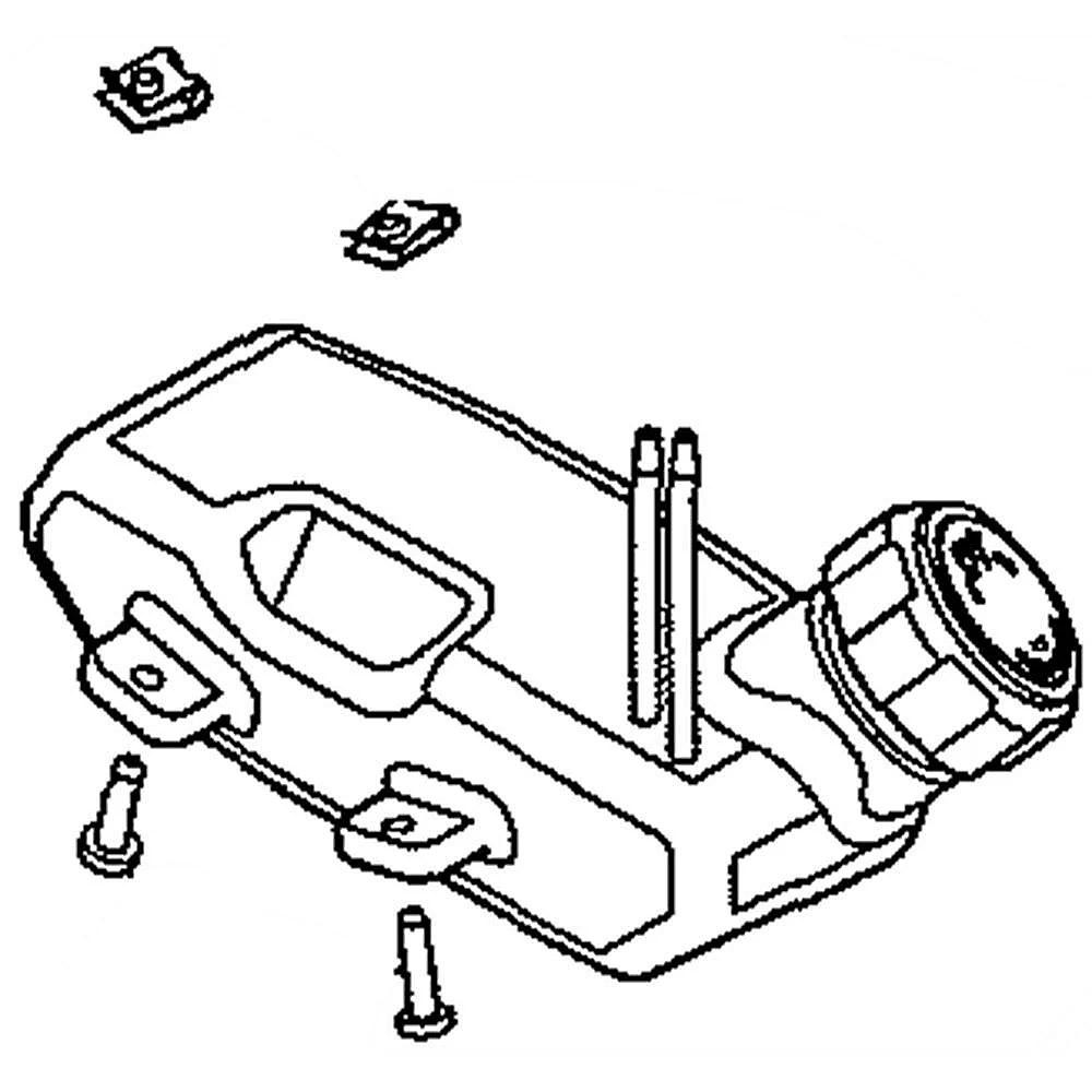 Craftsman 316791601 gas leaf blower manual