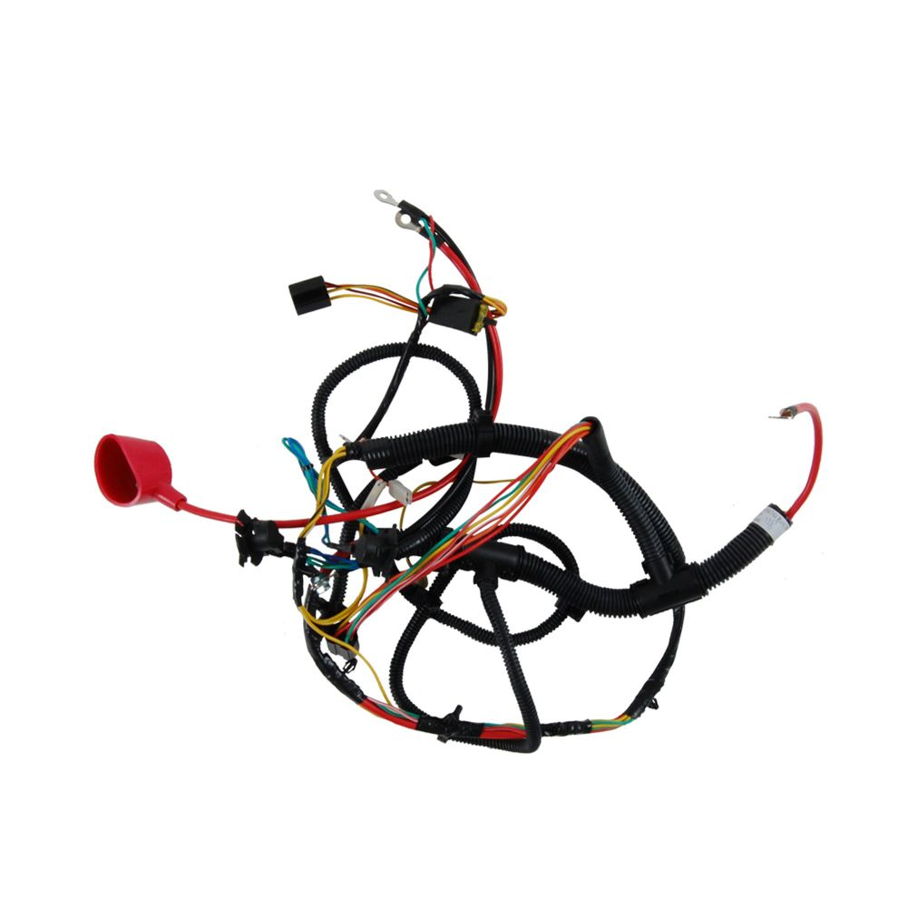 hight resolution of mtd 925 04567h lawn tractor wire harness ebay tractor wire harness
