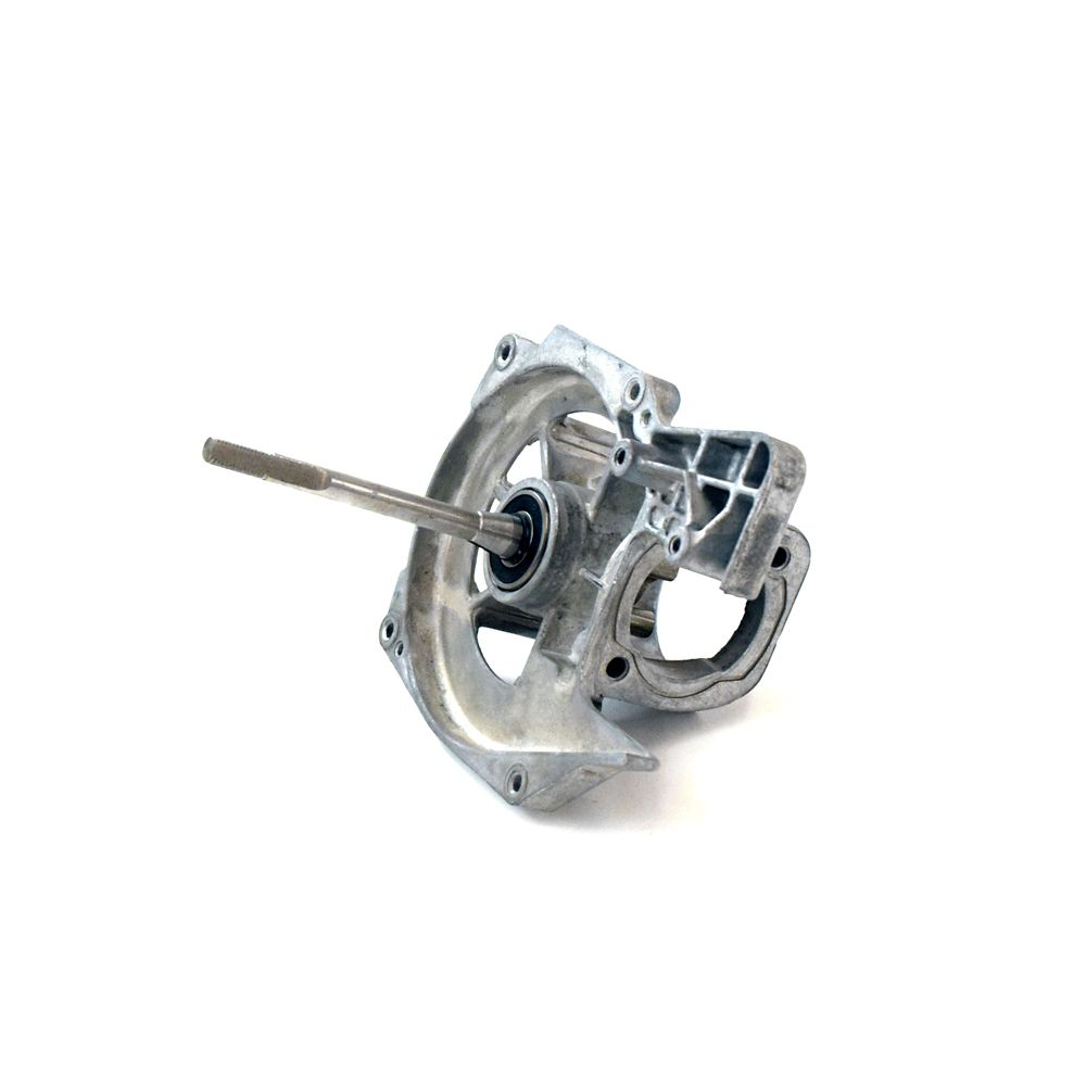 Line Trimmer Engine Crankcase and Crankshaft Assembly