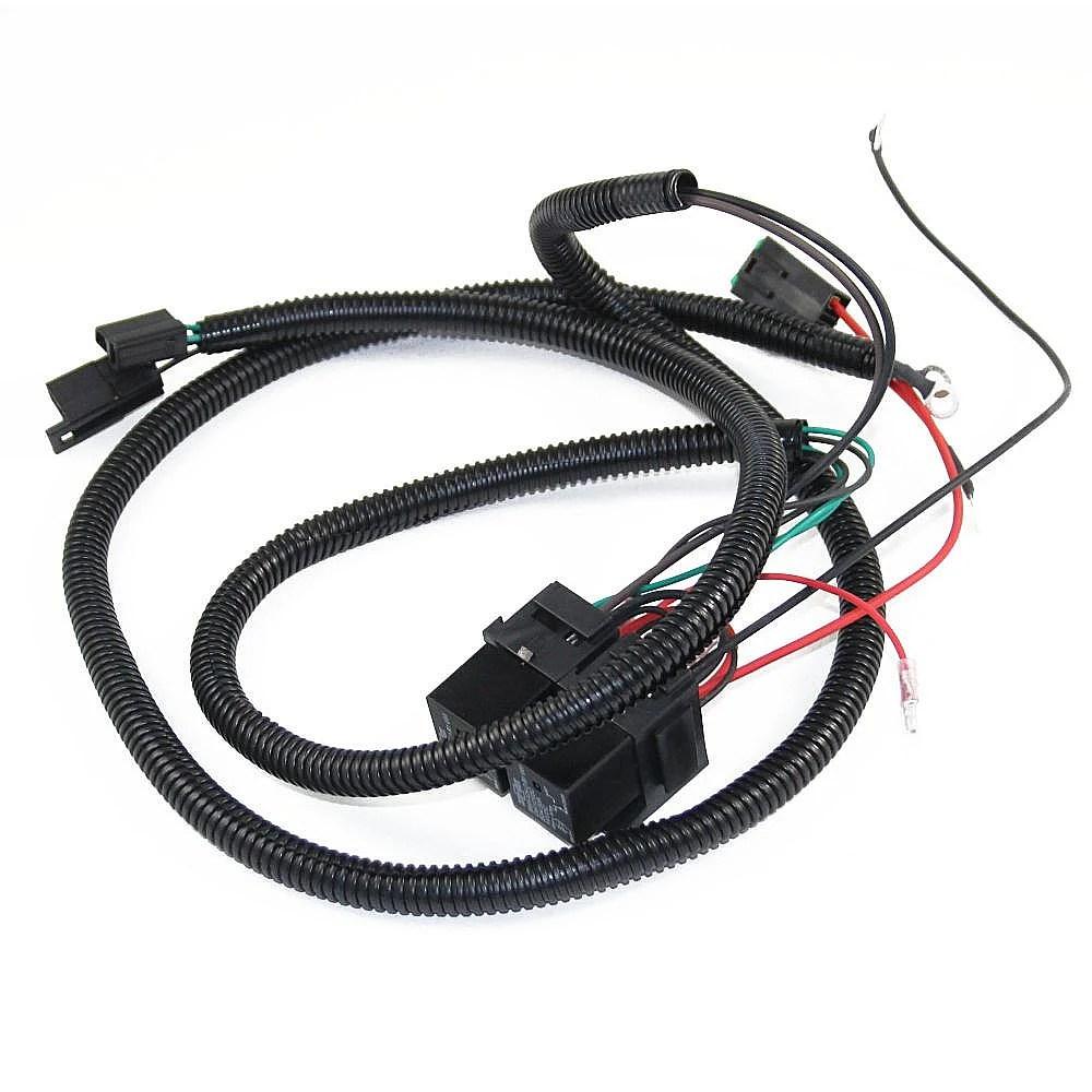 Lawn Tractor Snowblower Attachment Wire Harness