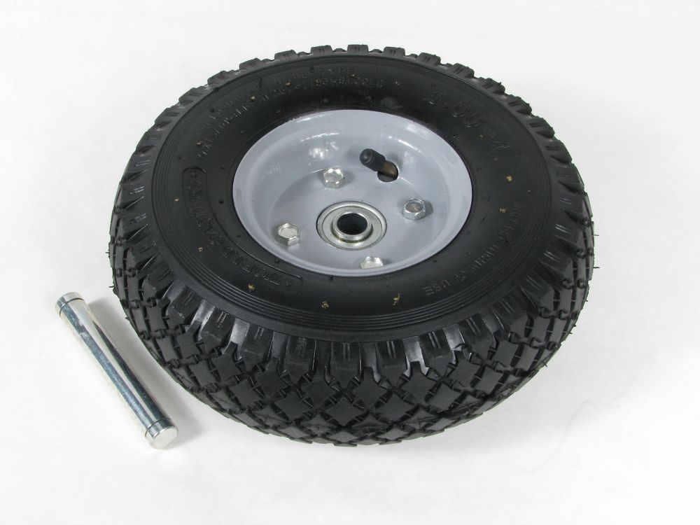 Pressure Washer Wheel and Axle