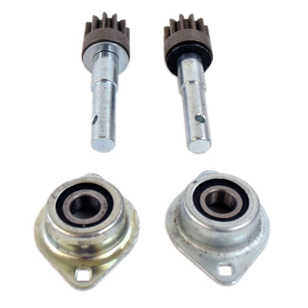 Lawn Tractor Lawn Sweeper Attachment Pinion Gear Kit