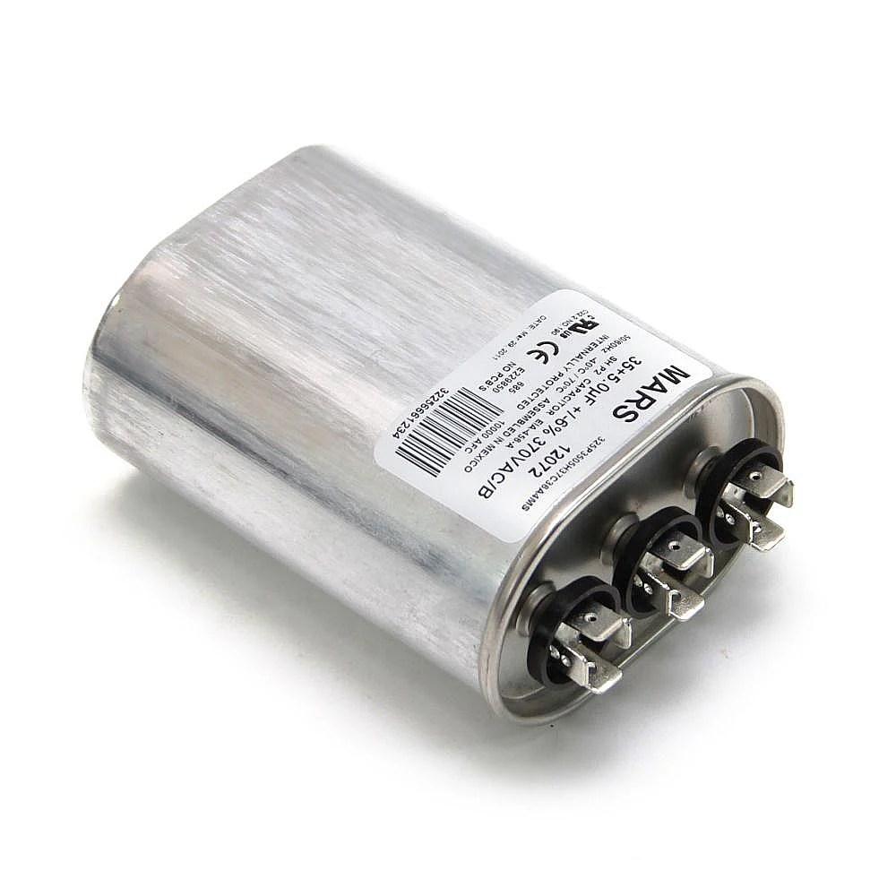 Dual-Motor Run Capacitor