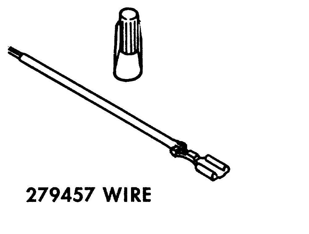Dryer Heating Element Wire Kit