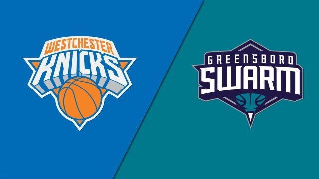 Westchester Knicks vs. Greensboro Swarm
