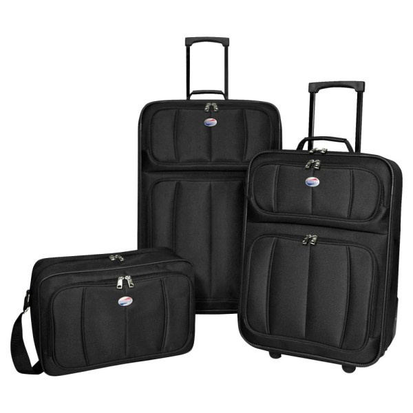 Centsible Savings Sears Deals Of Day - American Tourister Luggage Sets