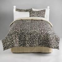 Space Sets Zebra Print Bedding - dora toddler bed