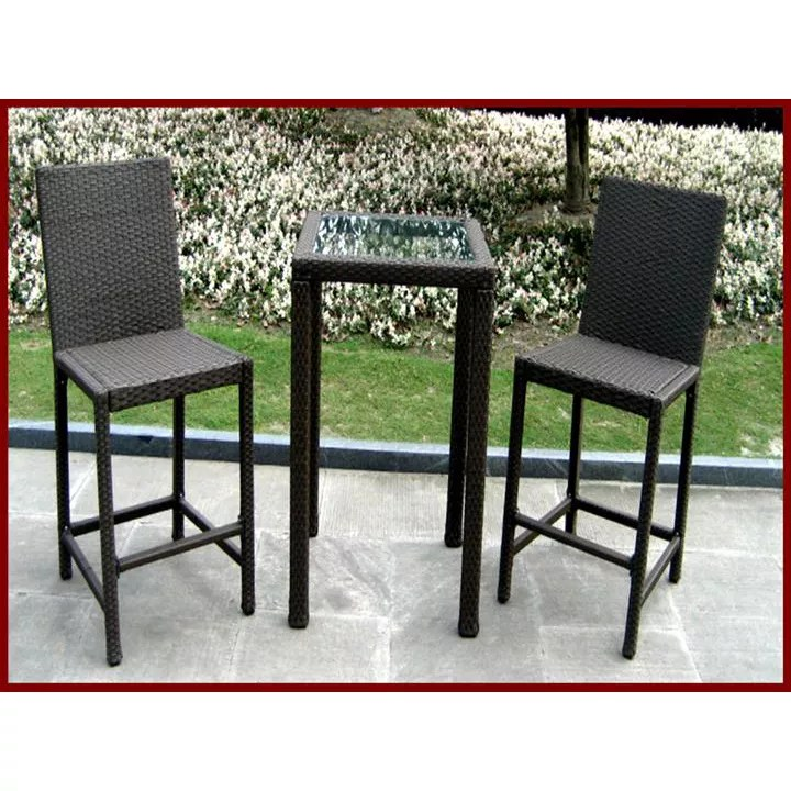 bistro table and chairs kmart chair covers vaughan kids patio setspatio chairspicnic tables - wood living room furniture