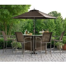 Garden Oasis Alexandria 5-piece Patio Bar Set