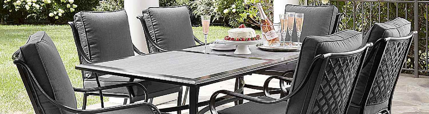 best outdoor dining chairs office with back support uk our 10 patio sets for 2018 sears find the set