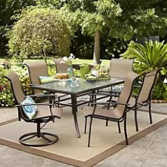 Patio Table And Chair Set Cover Accent Chairs Uk Outdoor Furniture Sears