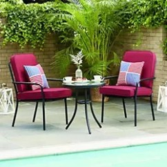 Outdoor Chairs Kmart Heavy Duty Recliner Lift Patio Furniture Sets Bistro