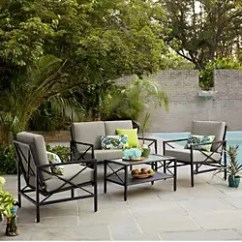 Garden Chair Covers The Range Herman Miller Singapore Outdoor Patio Furniture Sets Kmart Casual Seating