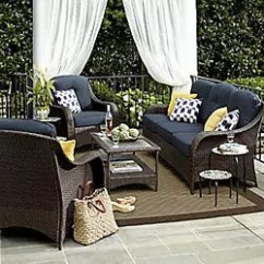 Sears Clearwater Sofa Sectional Inflatable Bed Target Outdoor Patio Furniture Casual Seating Sets
