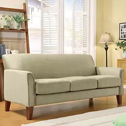 sears living room sectionals window treatment shop cozy family furniture at sofas loveseats