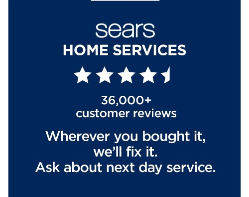 small resolution of sears home services 36 000 customer reviews