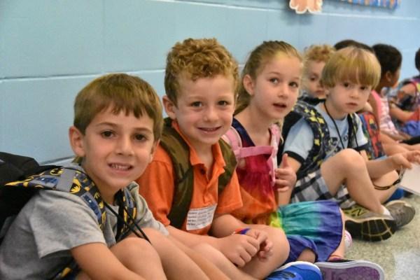 Kindergarten Parent Tea Smore Education