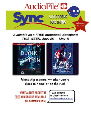2019 sync audiobook titles