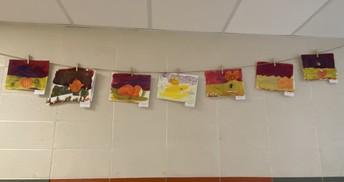 Kindergarten Pumpkins!