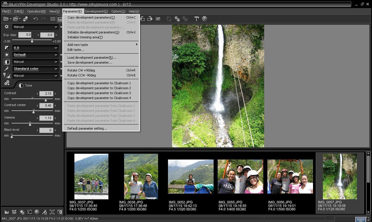 SILKYPIX Developer Studio download for free - SoftDeluxe