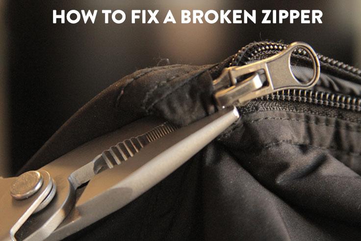 How To Fix A Broken Zipper  Sierra Trading Post Blog