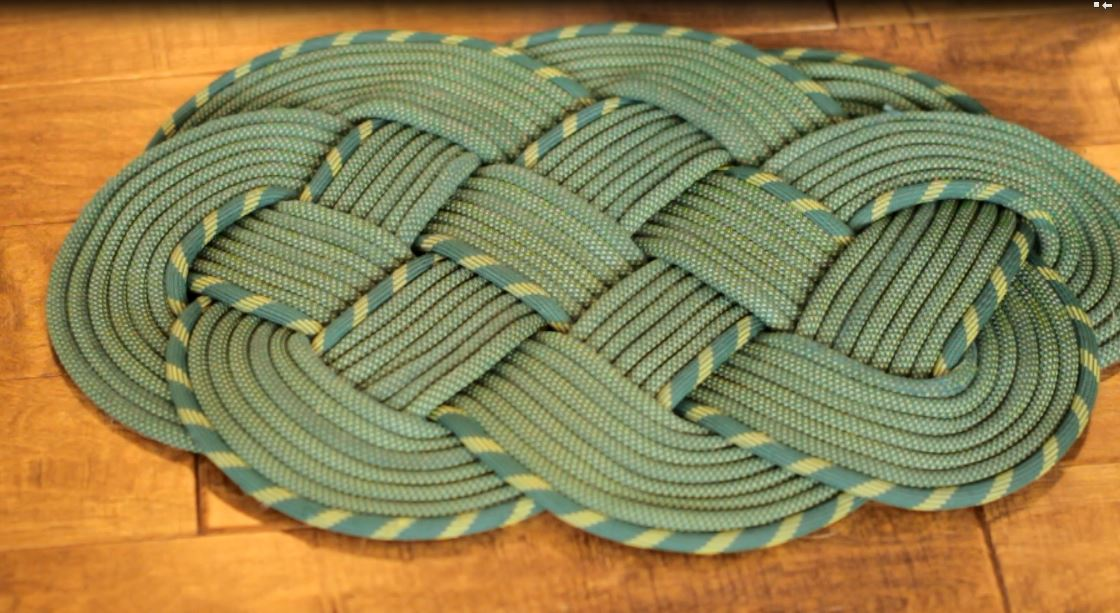 How to Make a Climbing Rope Rug  Sierra Trading Post Blog