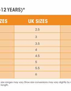 Helpful shoe size charts also how to find the youth equivalent of women   sizes sierra blog rh