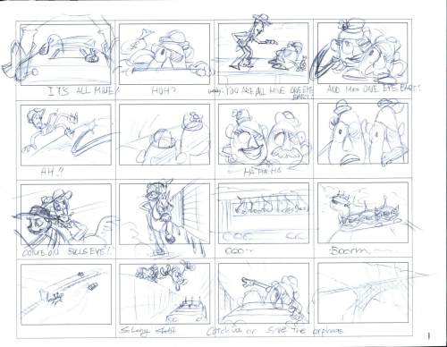 small resolution of the pixar storytelling formula an inside look toy story 3 storyboard
