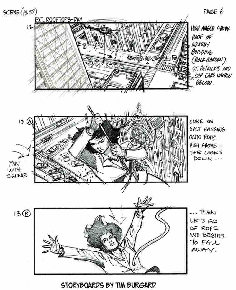40 Best Movie Storyboard Examples (with Free Storyboard