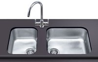 1.0 Bowl Oval Stainless Steel Undermount Kitchen Sink ...
