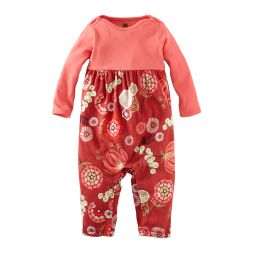 Tea Collection Nordic Blooms Romper