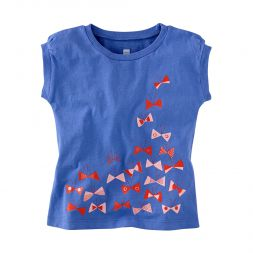 Tea Collection Bauhaus Butterflies Graphic Tee