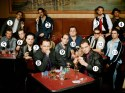 The 'PalPal Mafia' photographed for a Fortune magazine feature in 2007. PHOTO: Robyn Twomey - Corbis Outline