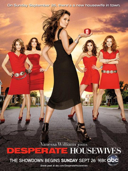 Desperate Housewives saison 7 épisode 23 dans Series