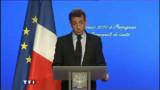 Burqa : Sarkozy d'abord pour une résolution